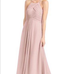 Azazie Ginger bridesmaids dress